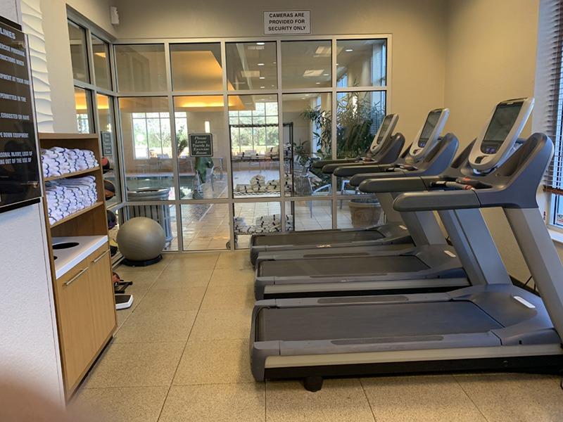 Franklin TN Embassy Suites Fitness Center