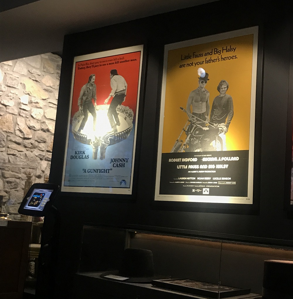 Johnny Cash Museum Movie Posters
