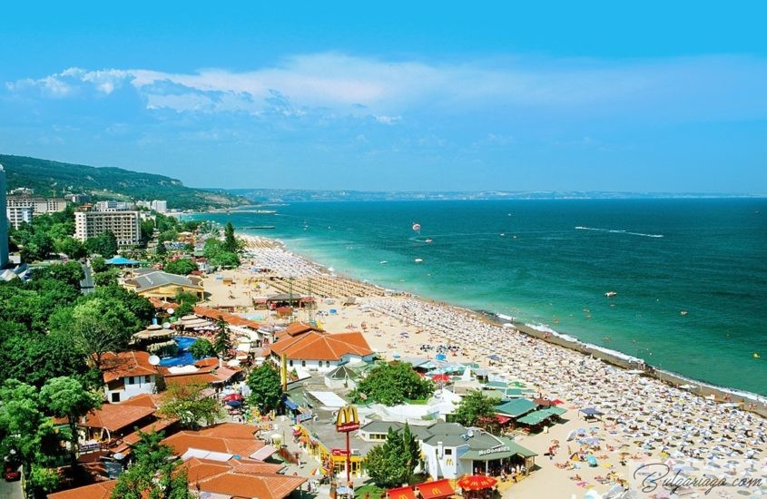 What can you see in Bulgaria in summer